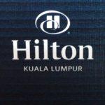 ヒルトンクアラルンプール hilton Kuala Lumpur