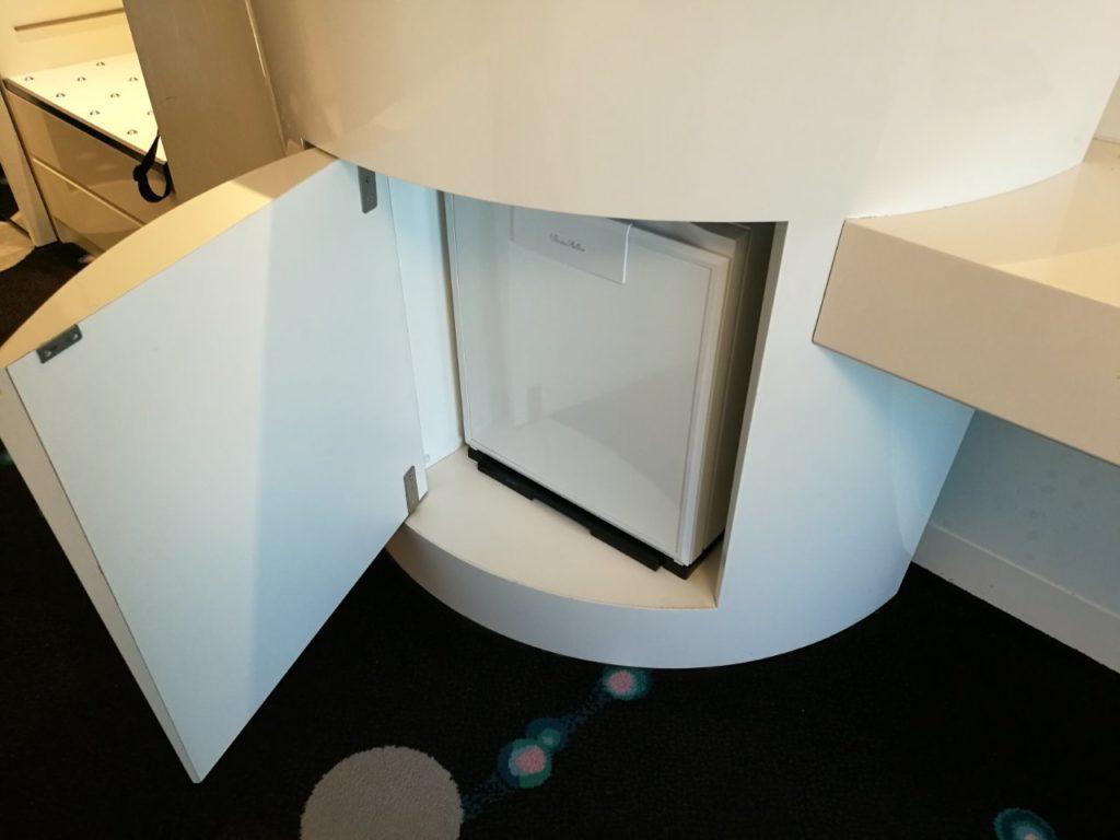 セレブリオパークキング冷蔵庫