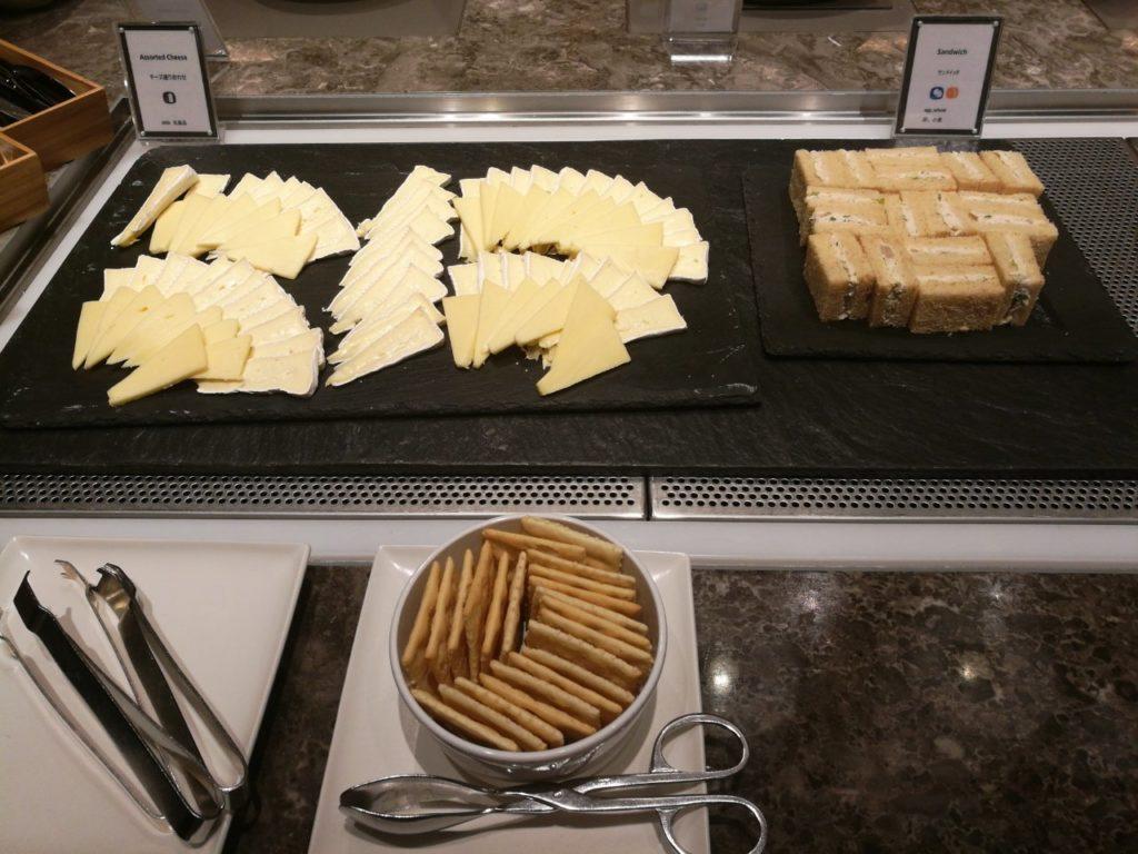 カクテルタイムチーズ・サンドイッチ