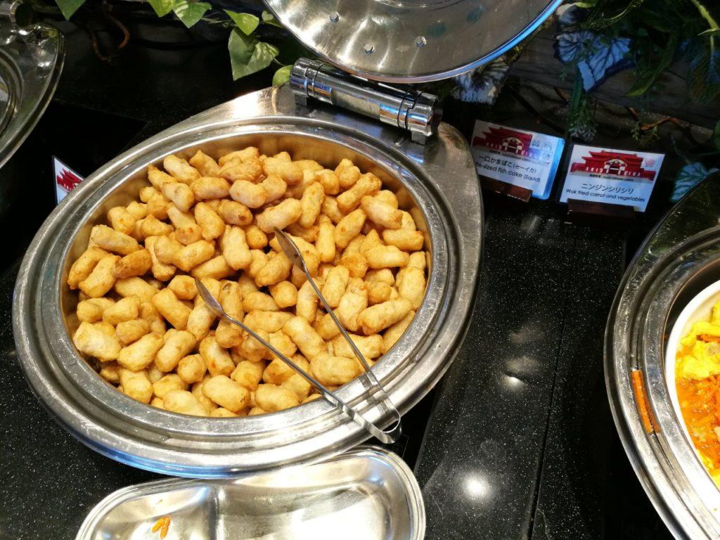 ダブルツリーbyヒルトン 那覇首里城 朝食