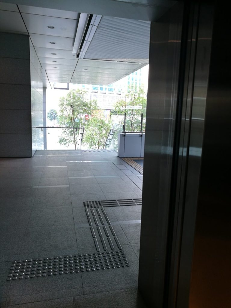 ダブルツリークアラルンプール インターマーク エレベーター1