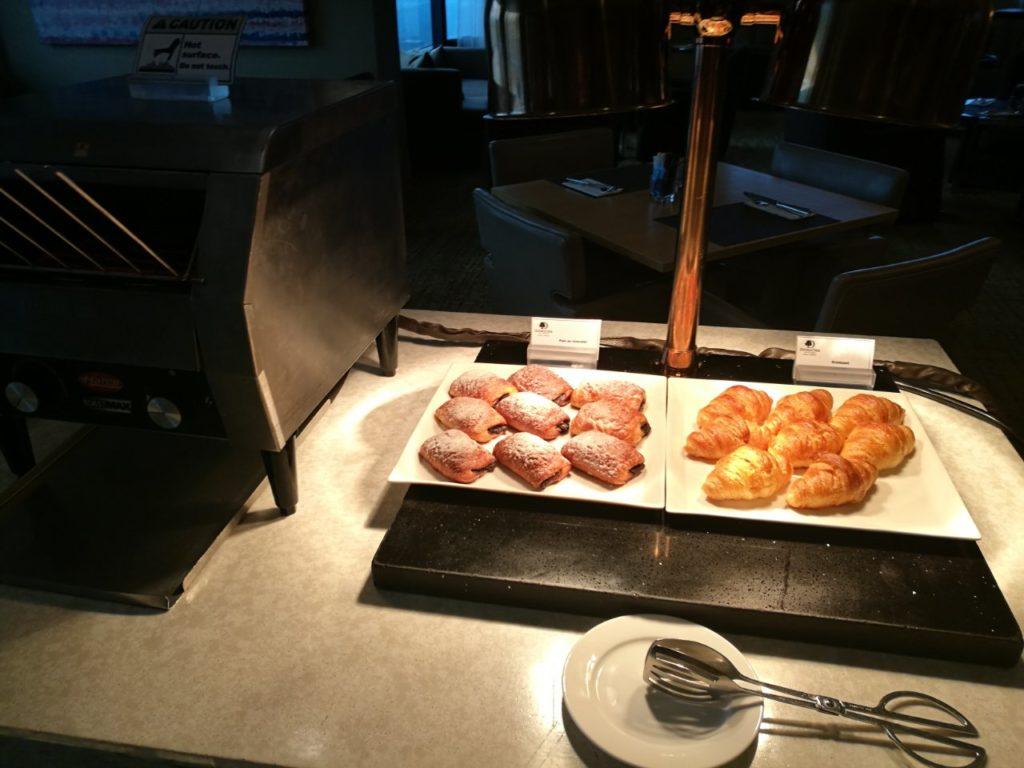 ダブルツリークアラルンプール エグゼクティブラウンジ 朝食2