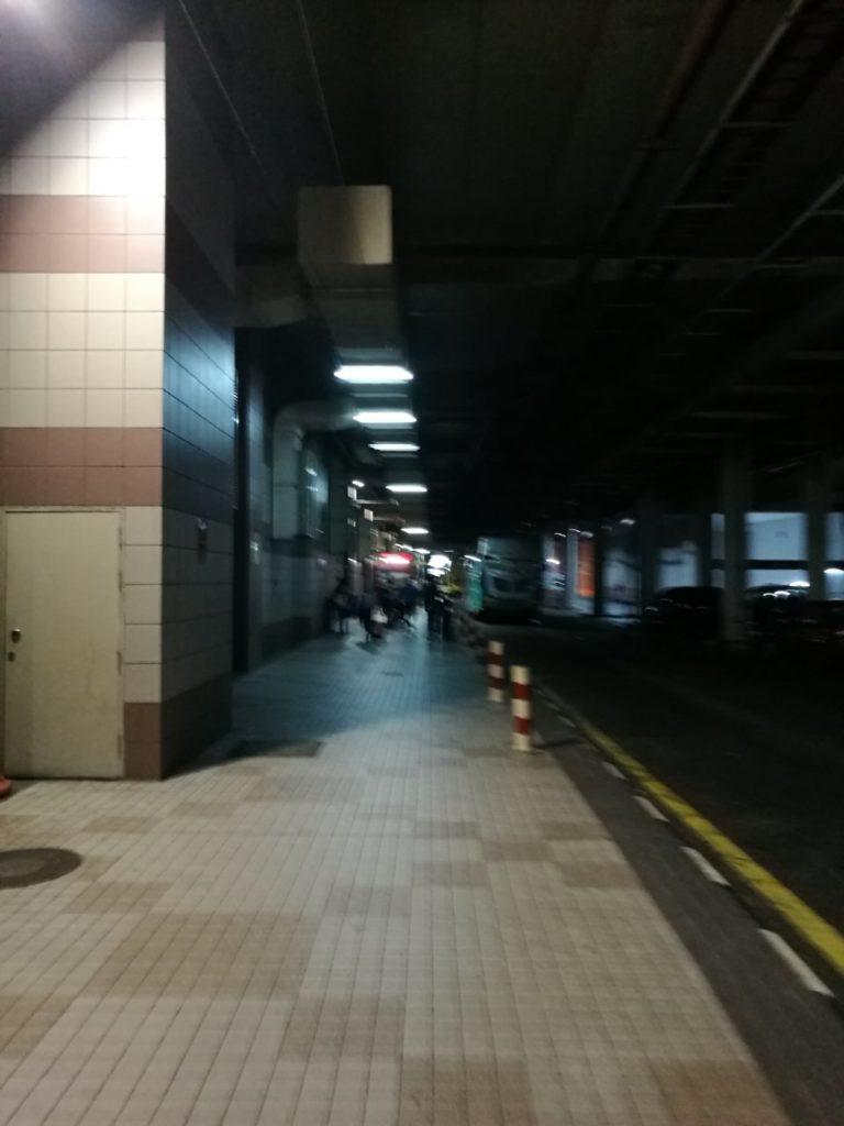 KLセントラル駅バスターミナル3