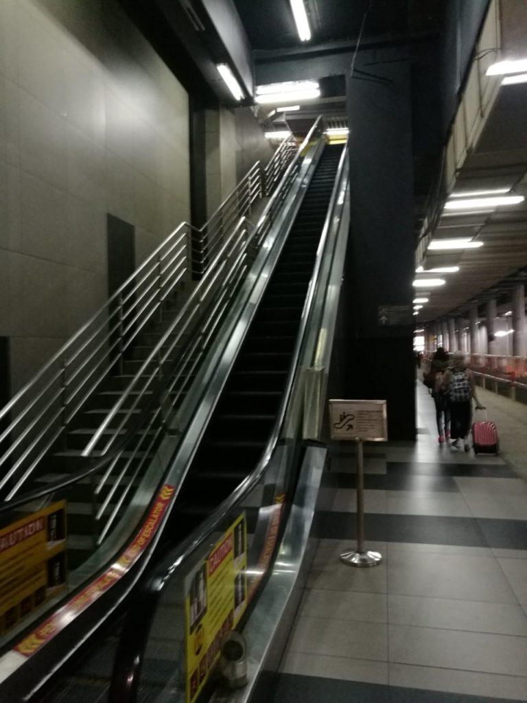 KLセントラル駅バスターミナル6