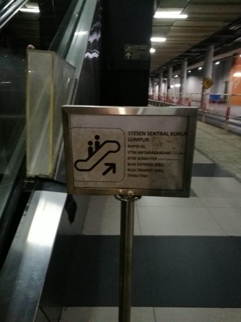 KLセントラル駅バスターミナル7