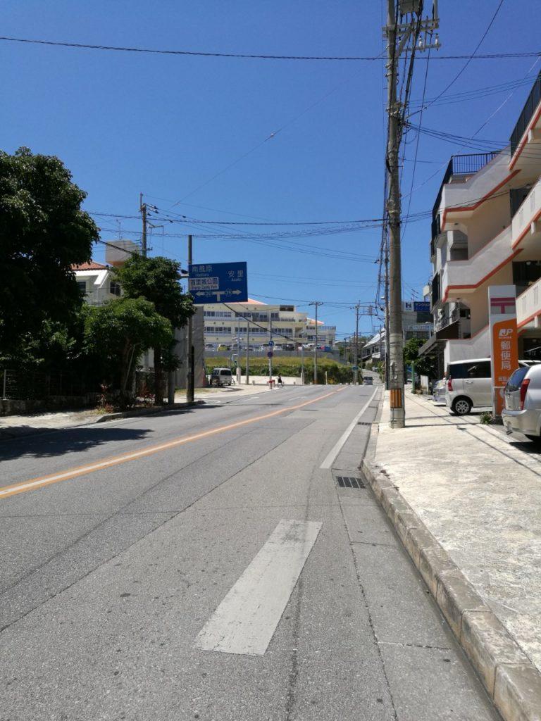 山川バス停近辺2