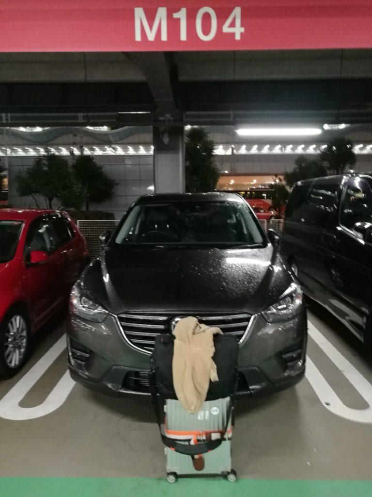 羽田国際空港駐車場