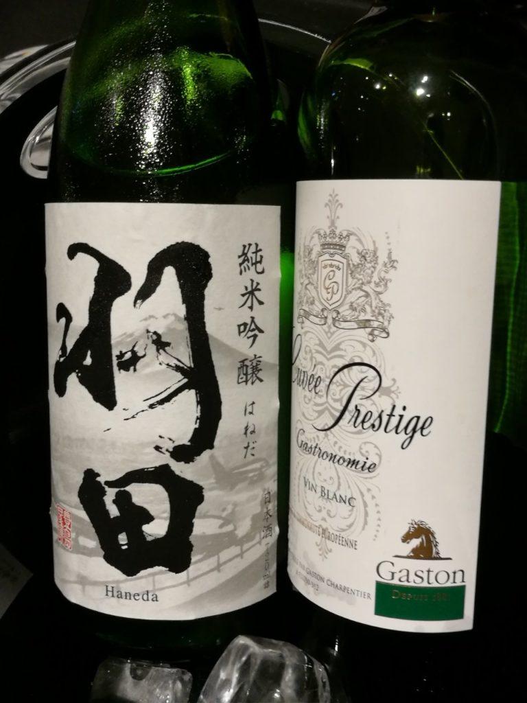 日本酒 羽田