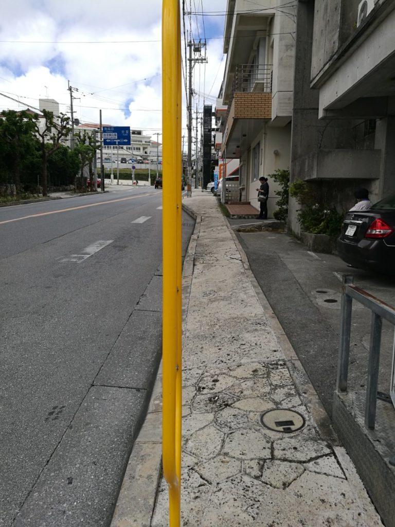 ダブルツリー那覇首里城最寄り駅から歩き