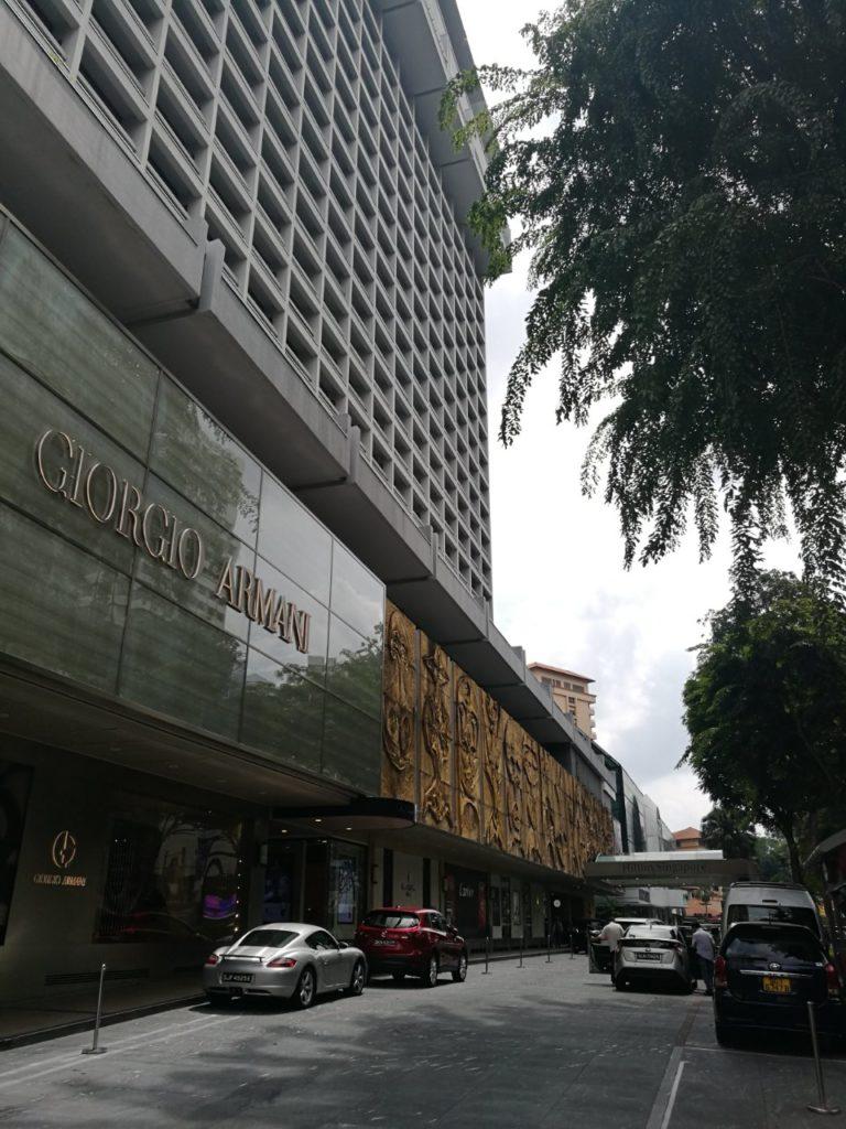 ヒルトンシンガポール1