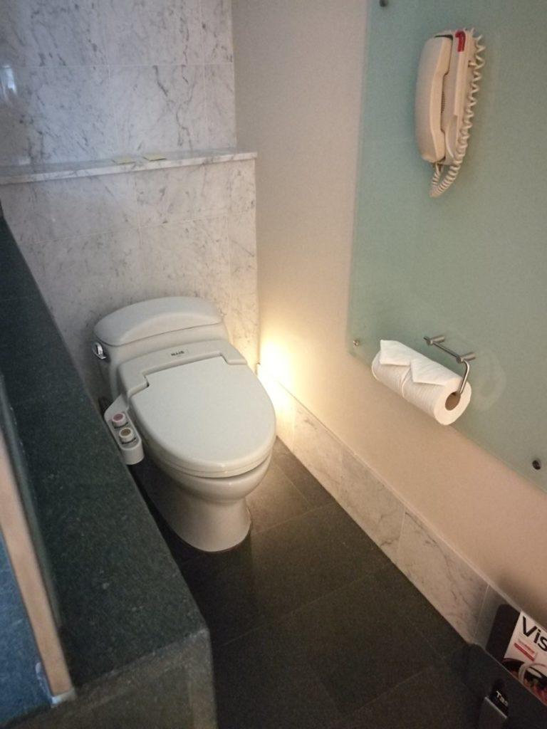ヒルトンクアラルンプール 部屋11