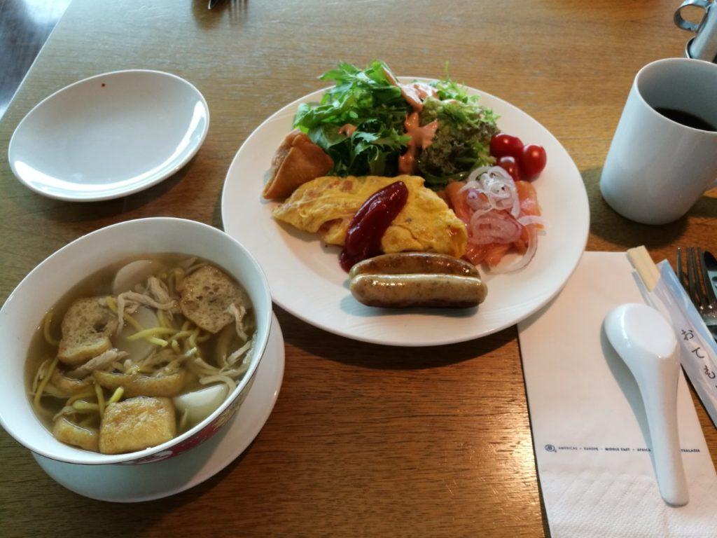 ヒルトンクアラルンプール朝食