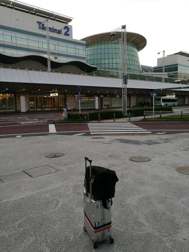 ANA羽田沖縄エコノミークラス1