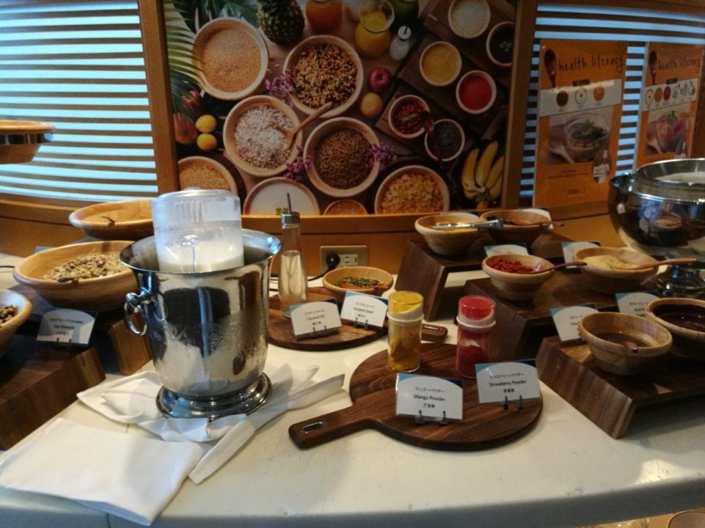ヒルトン成田朝食2
