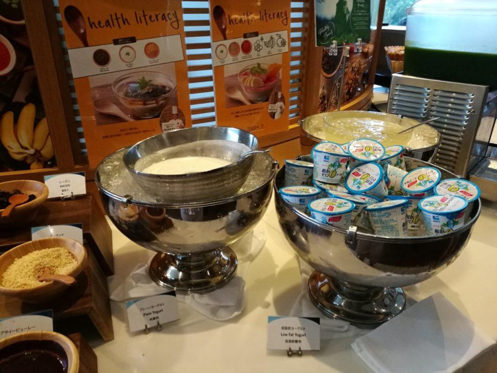 ヒルトン成田朝食3