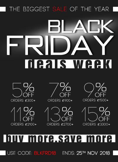 DESIGN911 Porsche Parts. Black Friday Sale