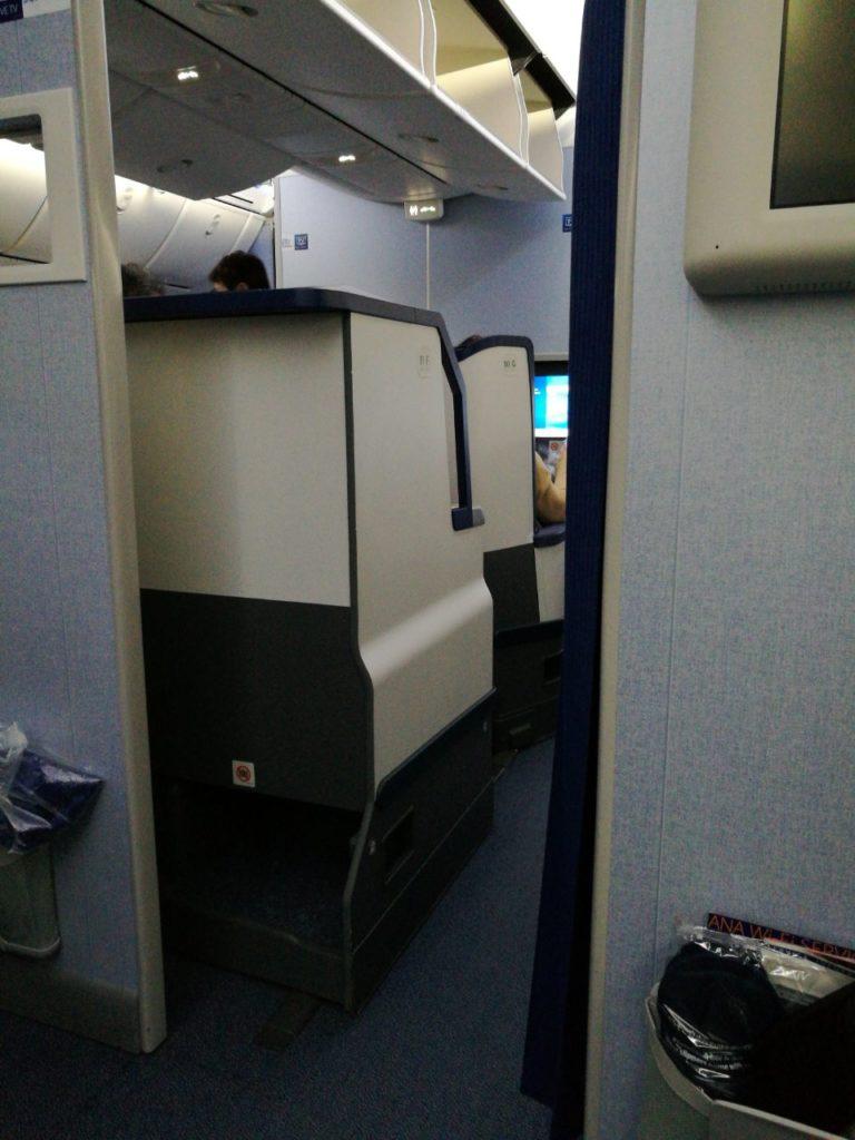 羽田-クアラルンプールANAプレミアムエコノミー搭乗