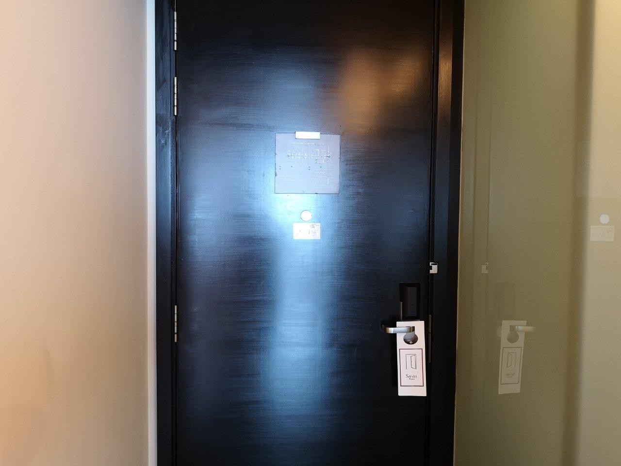 ヒルトンクアラルンプール3413号室2