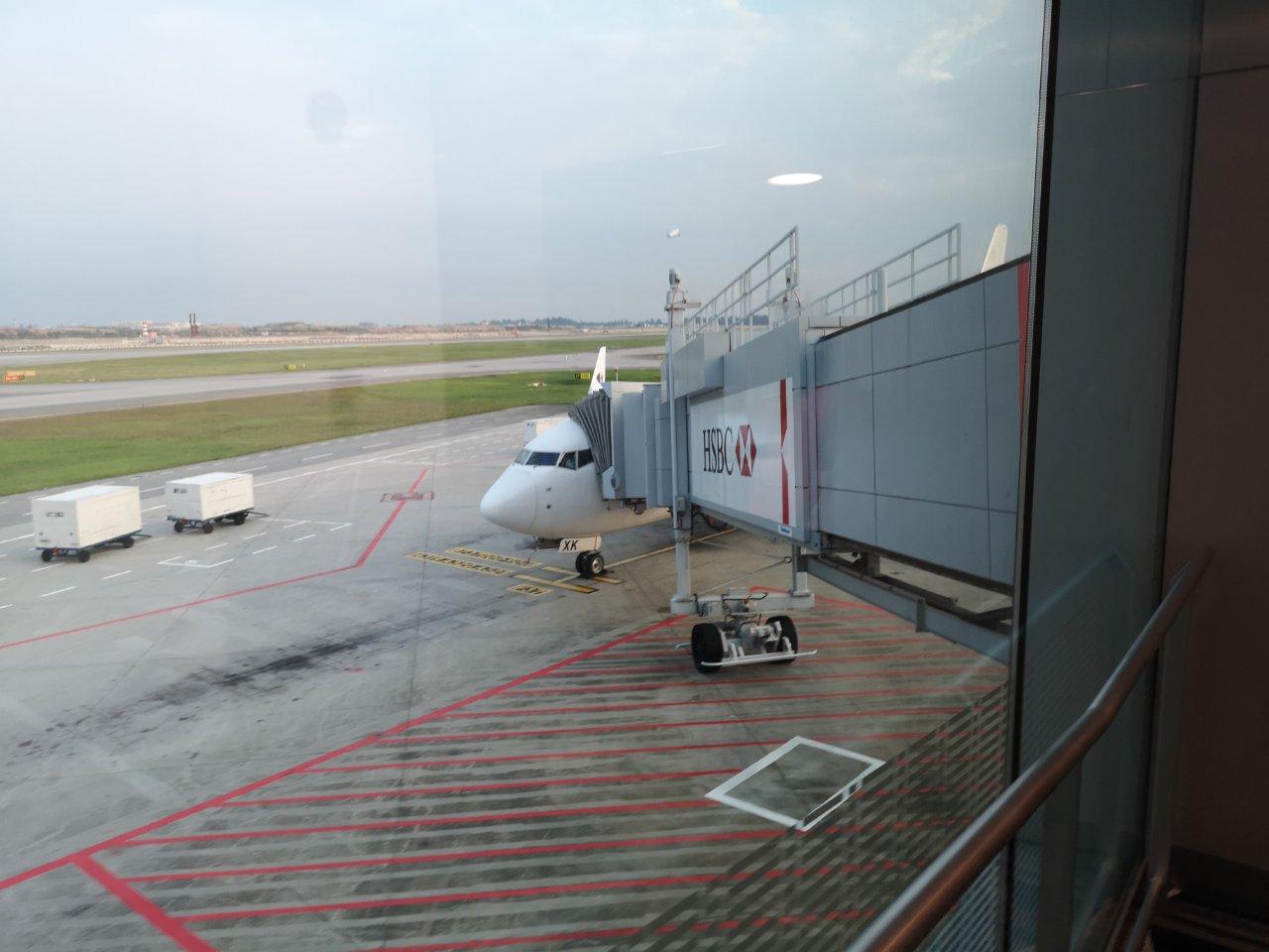 マレーシア航空利用機材