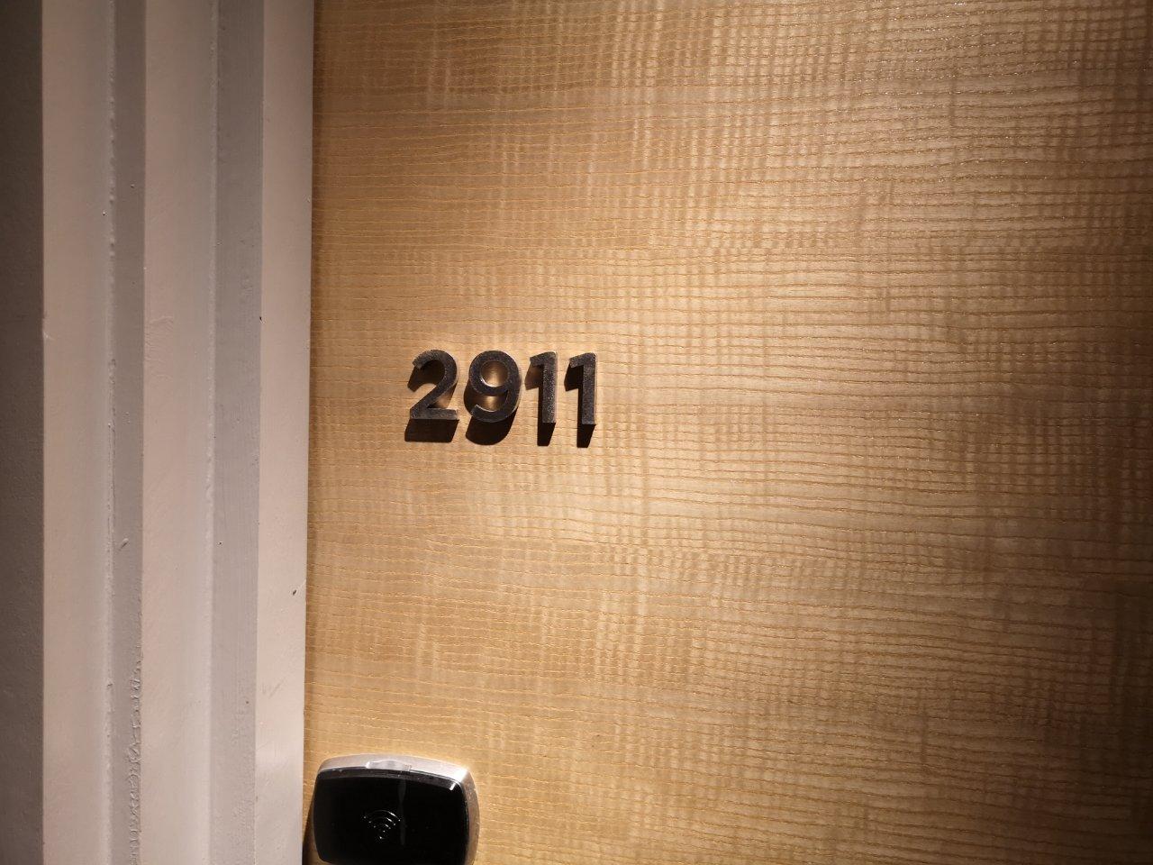2911号室