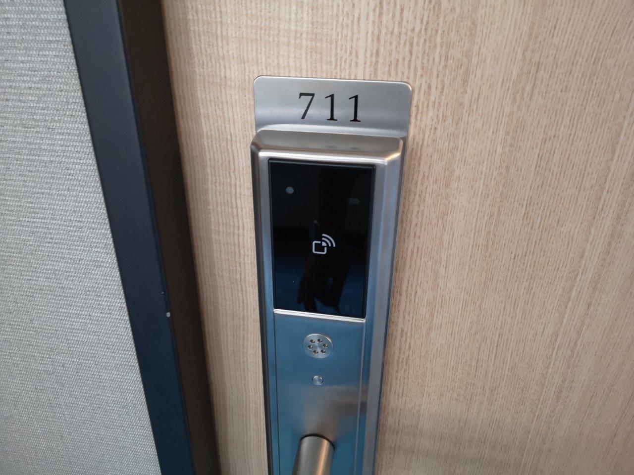 ヒルトンルーム711号室