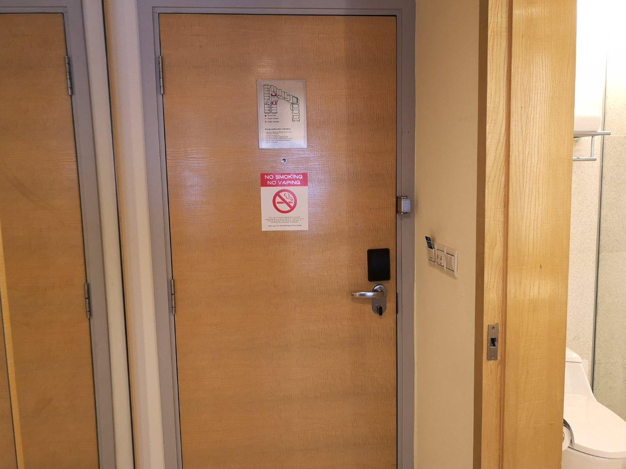 ツインエグゼクティブルーム3304号室5