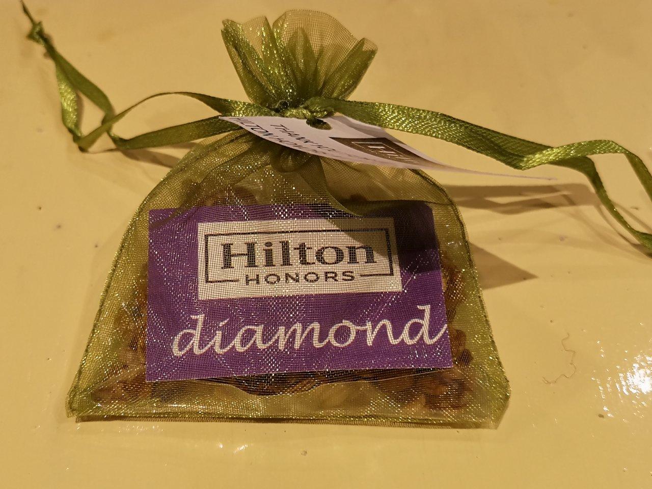 ダイヤモンド会員おもてなし用品
