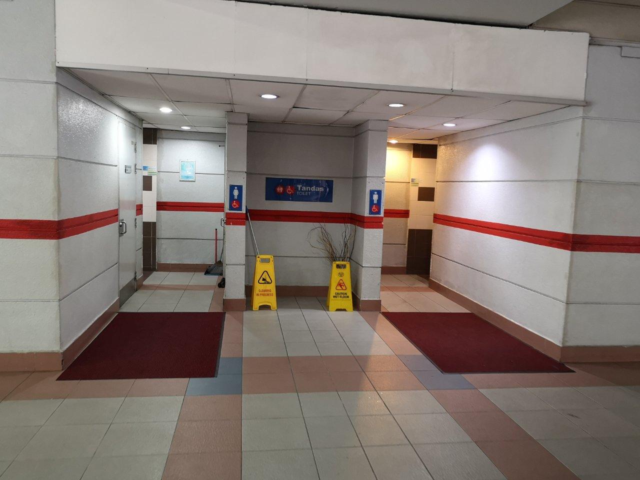 タマンジャヤ駅6