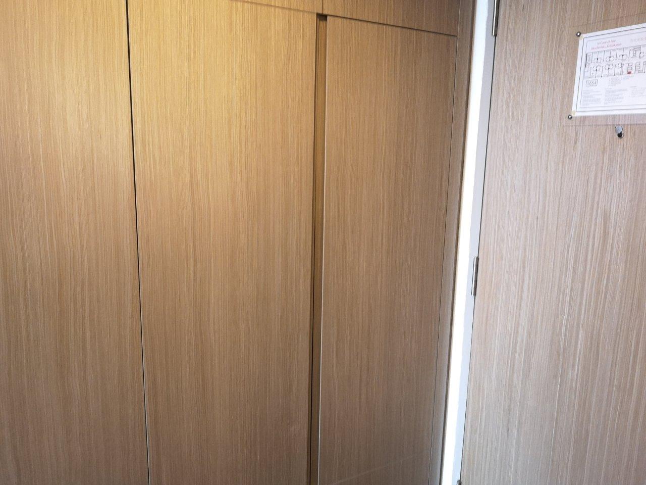 ヒルトンペタリンジャヤキングエグゼクティブルーム宿泊43