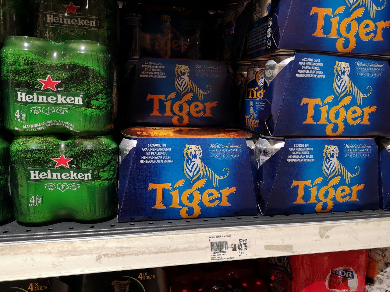 伊勢丹ビール価格2
