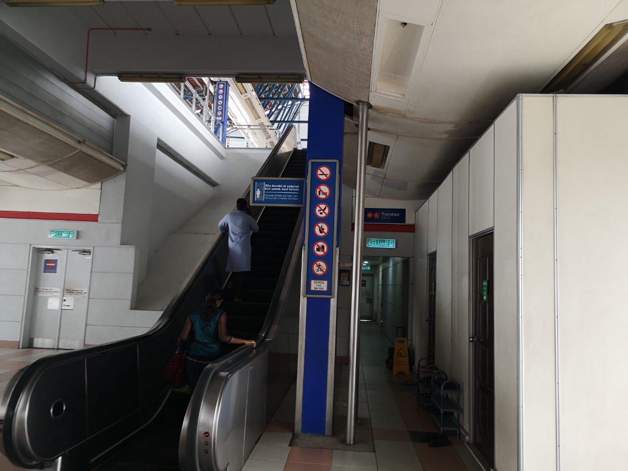 アジアジャヤ駅2