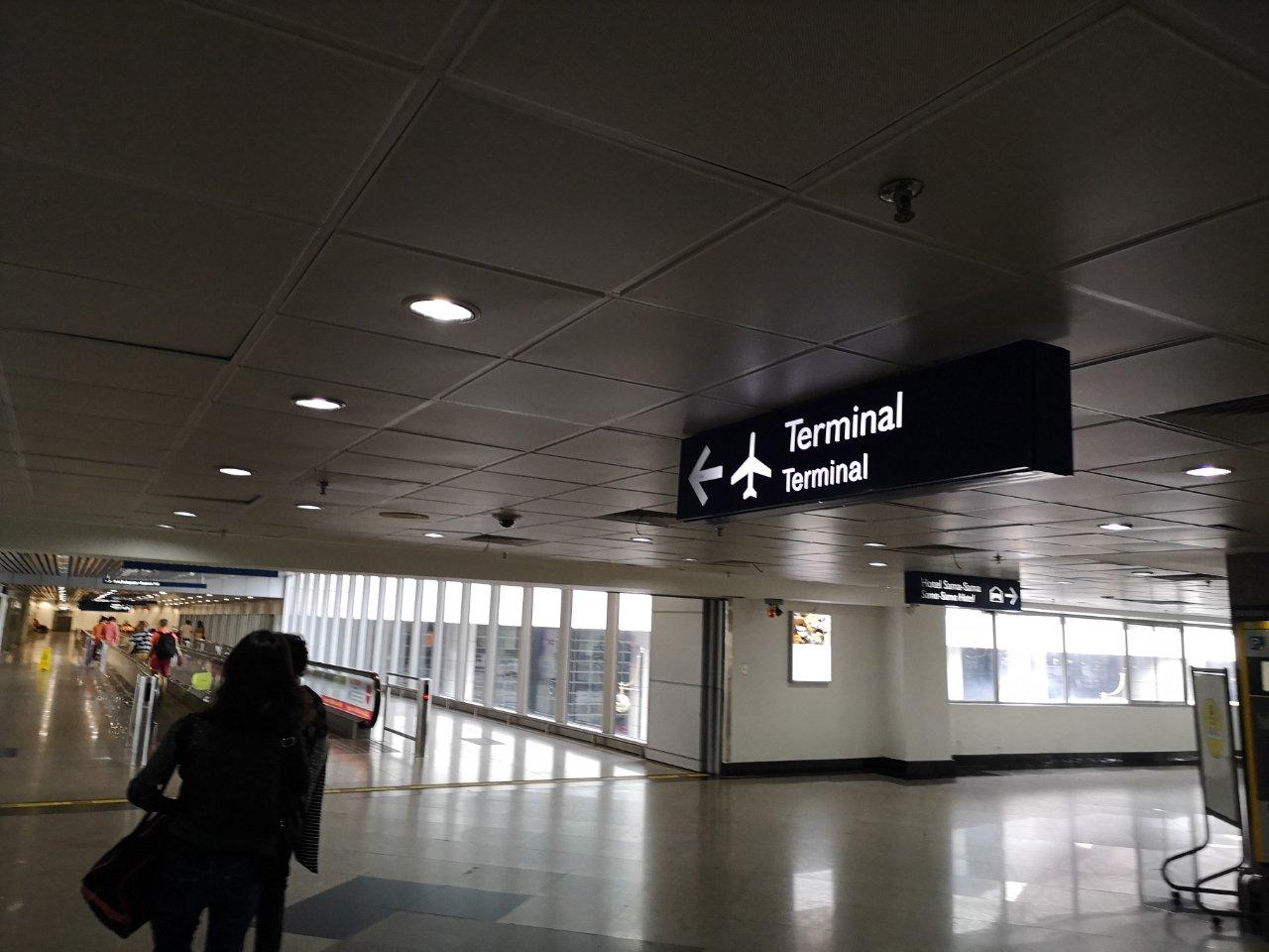 KLセントラル駅からバスでクアラルンプール国際空港にバスで移動する方法22