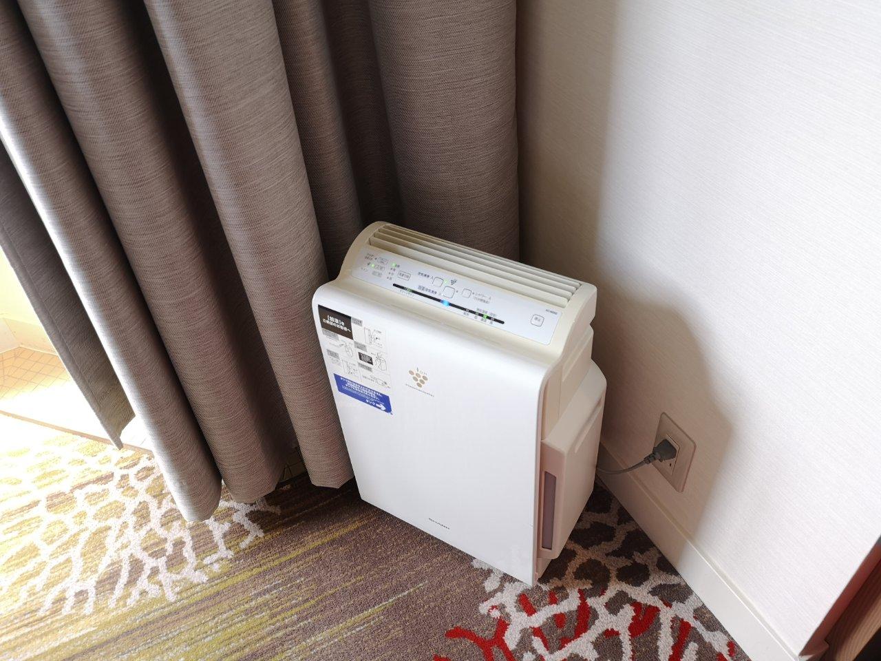 ダブルツリーヒルトン那覇首里城・ツインプレミアム1619号室12