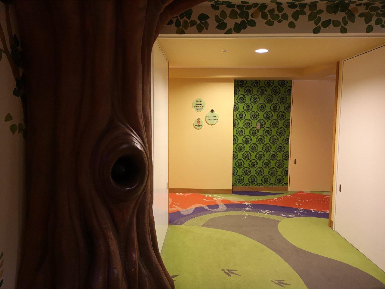 ハッピーマジックルームフロア2