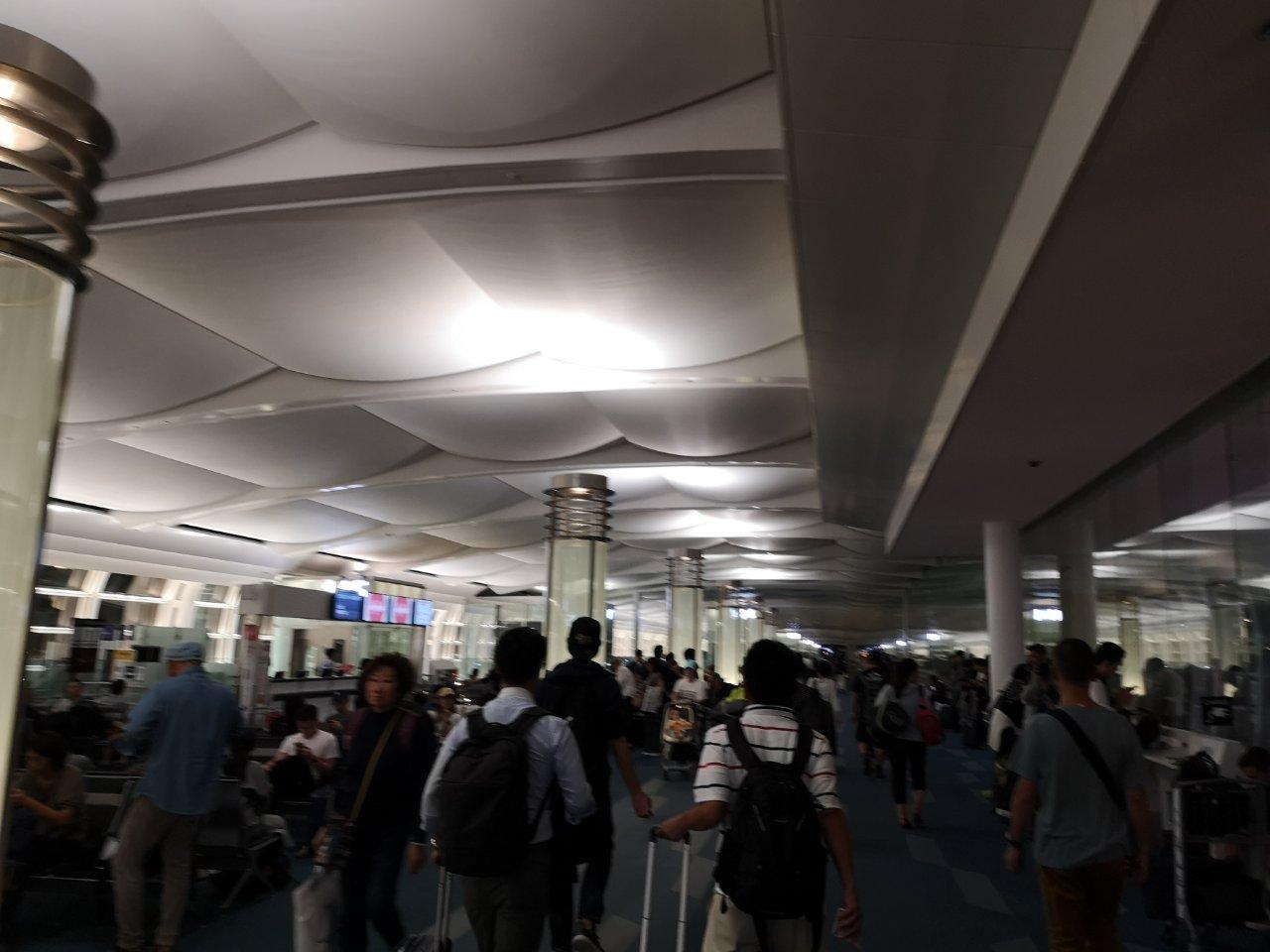 サテライトターミナル