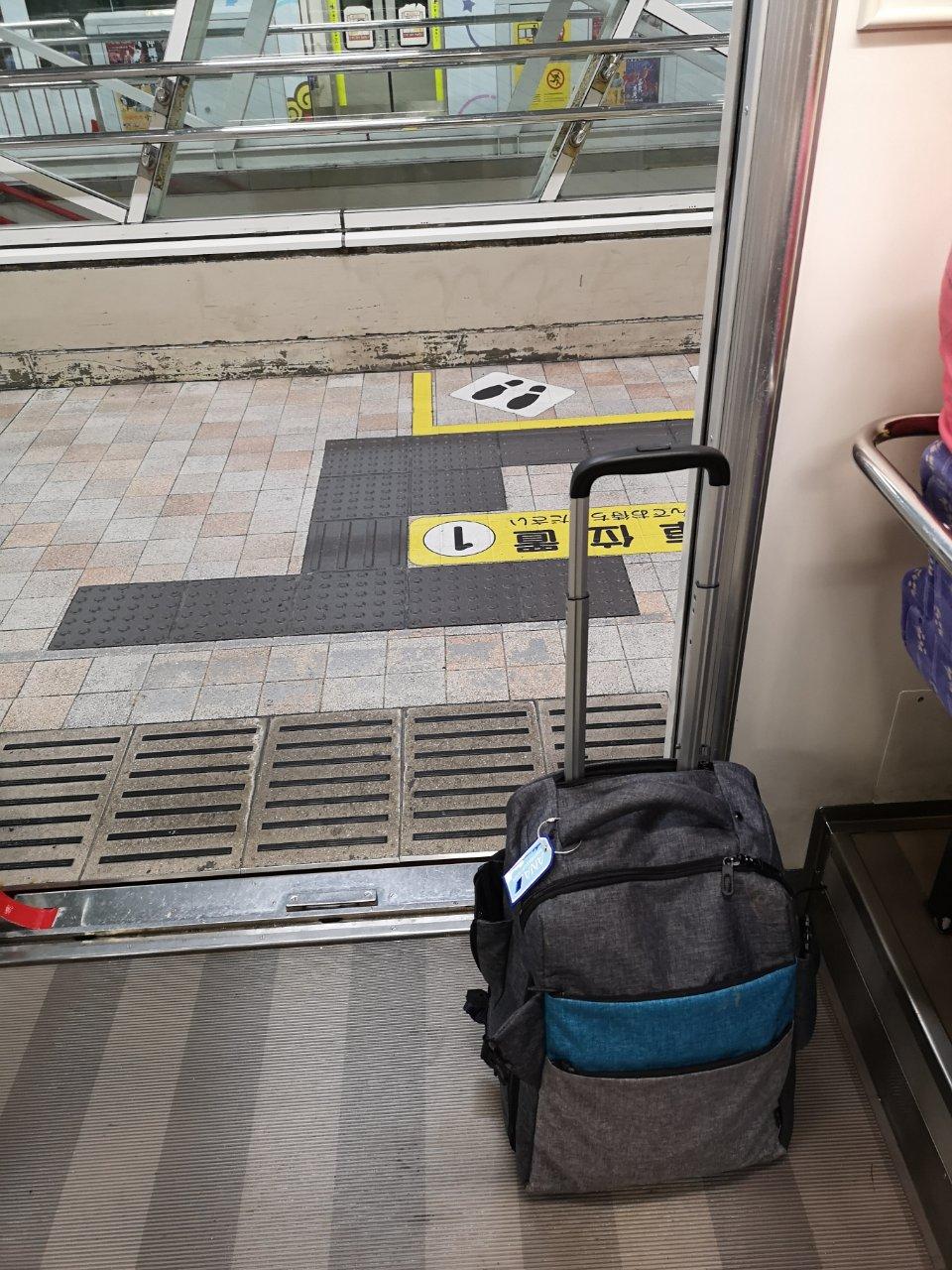 ANA沖縄最終便搭乗6