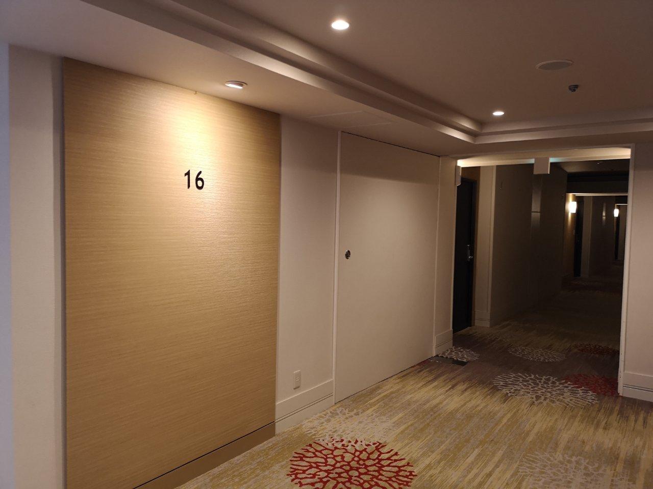 1607号室ツインプレミアムルーム1