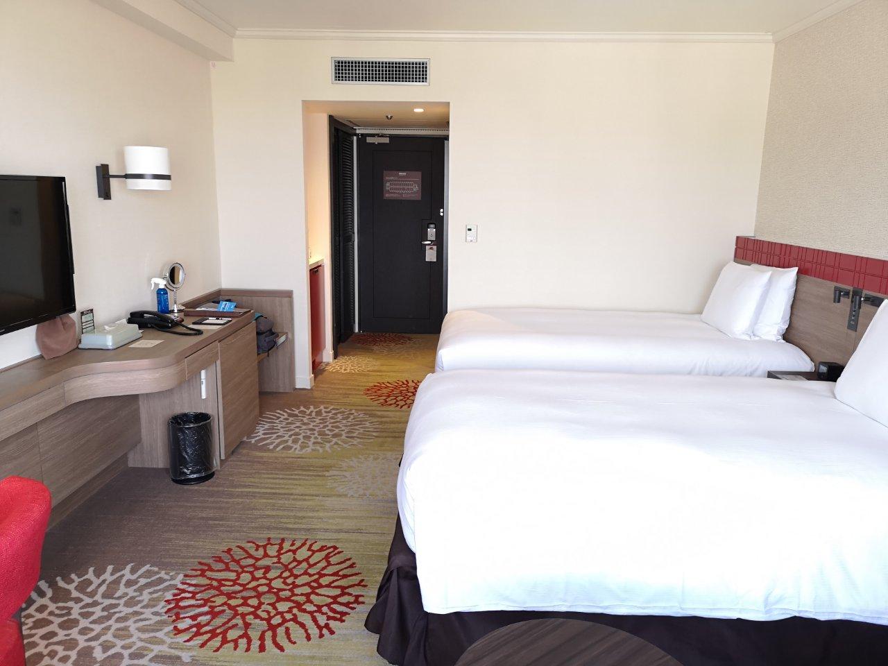 1607号室ツインプレミアムルーム13