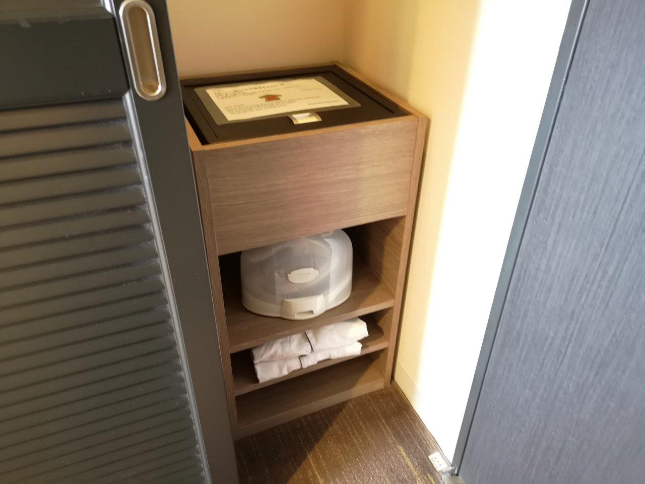 1607号室ツインプレミアムルーム16