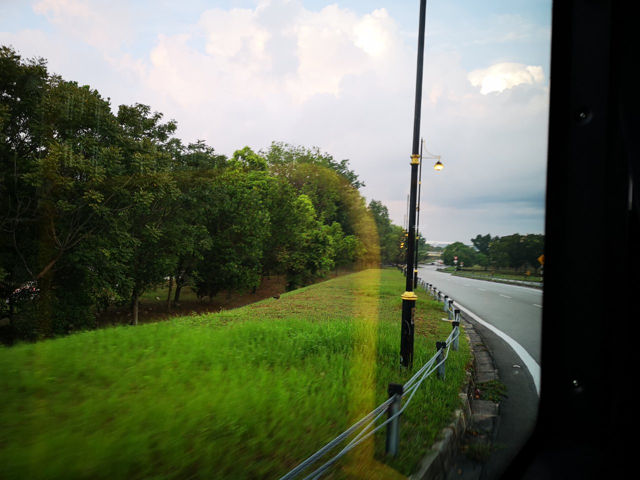 KLIA2行きフリーシャトルバス1