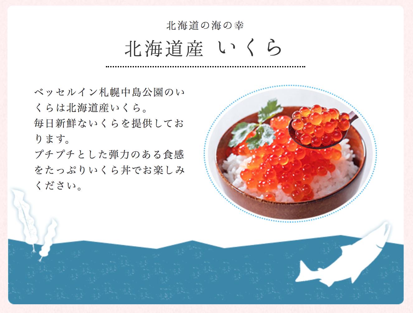 ベッセルイン札幌中島公園朝食11