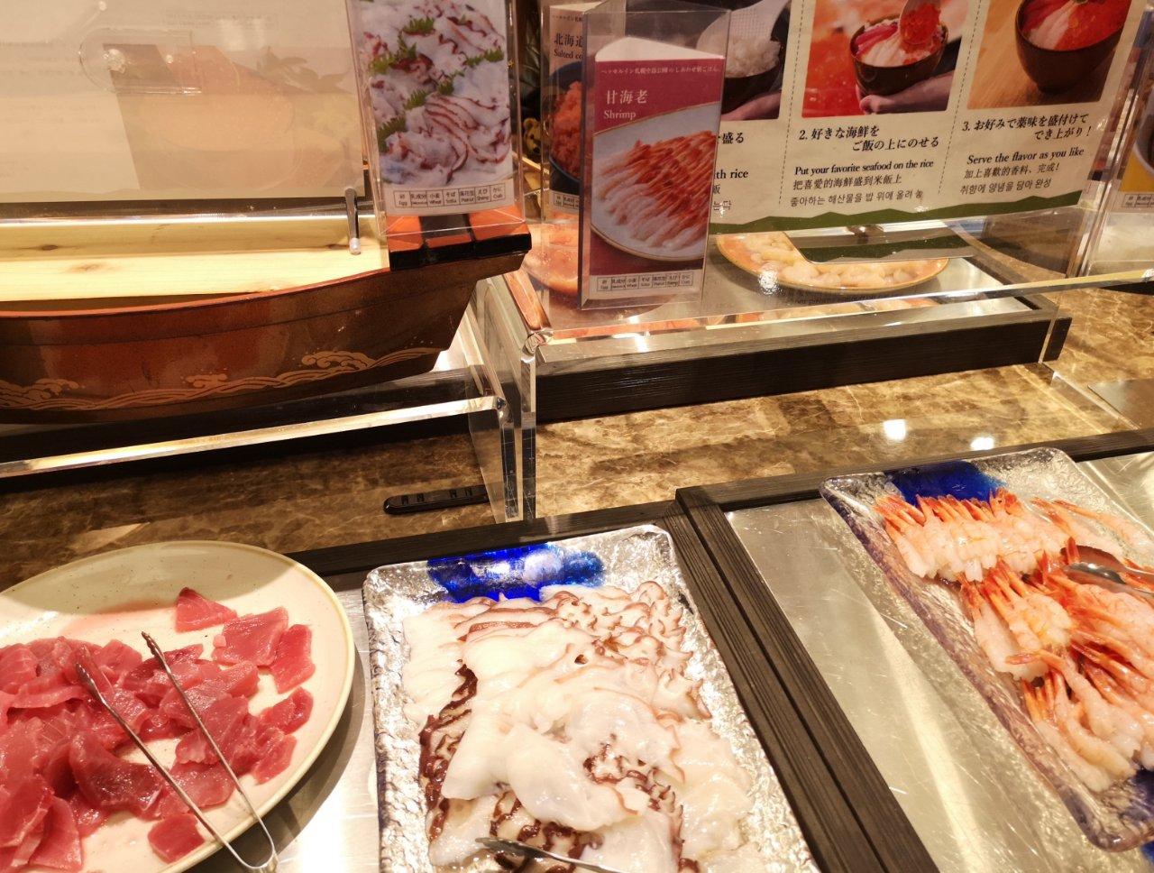 ベッセルイン札幌中島公園朝食7
