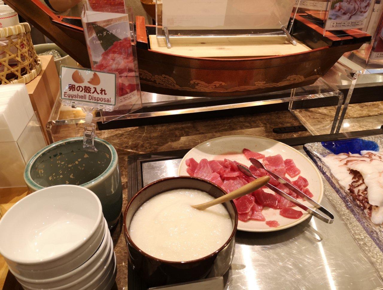 ベッセルイン札幌中島公園朝食9