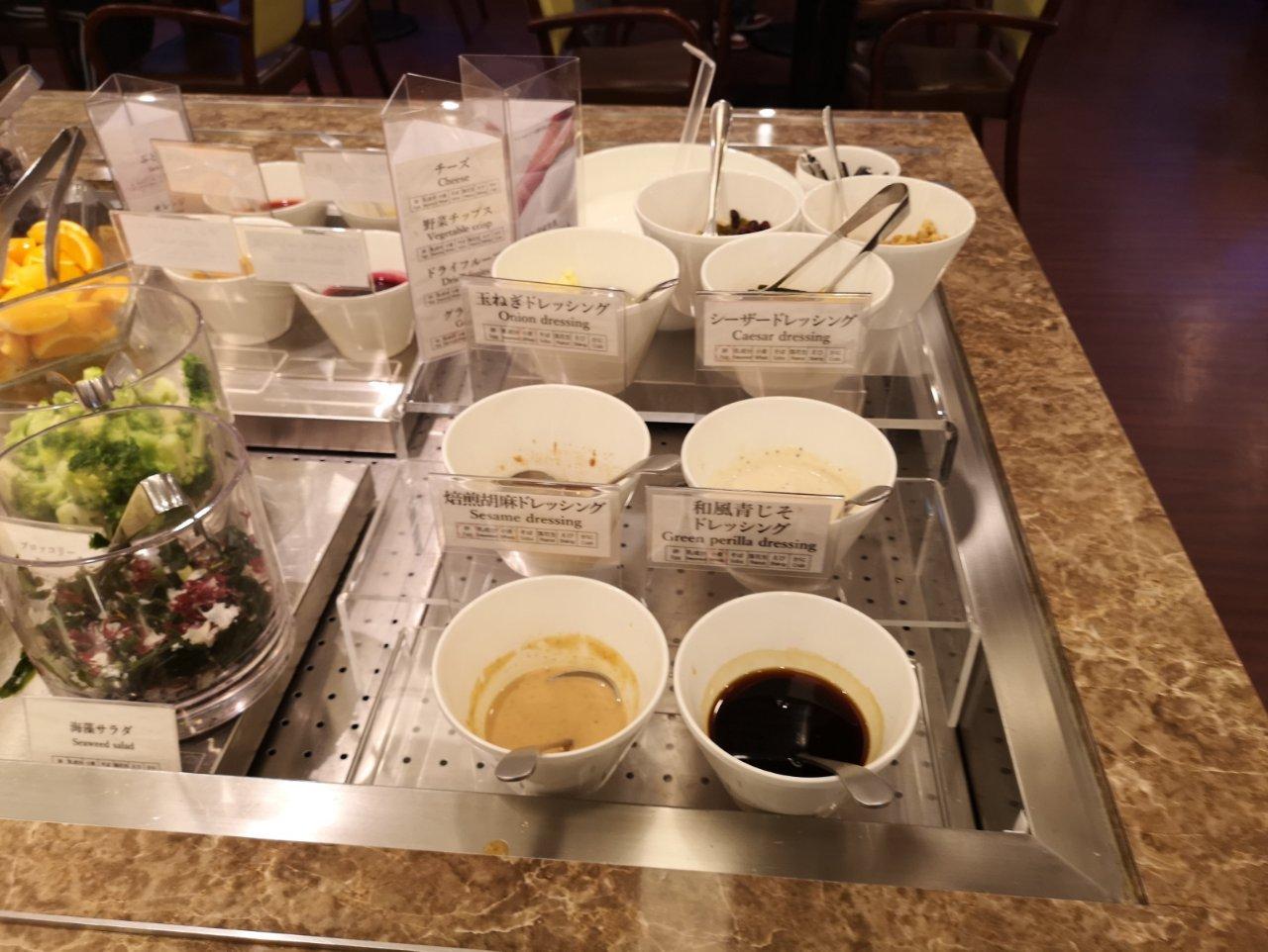 ベッセルイン札幌中島公園朝食35