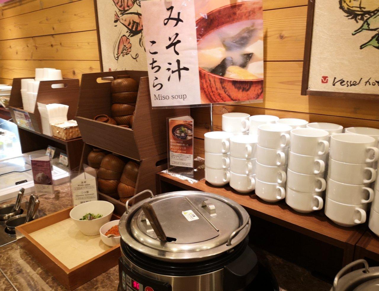 ベッセルイン札幌中島公園朝食37