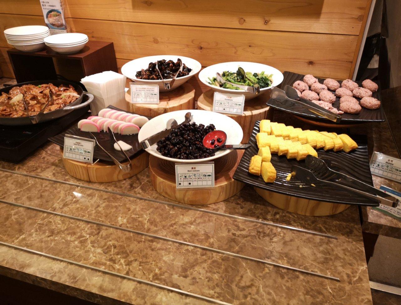 ベッセルイン札幌中島公園朝食45