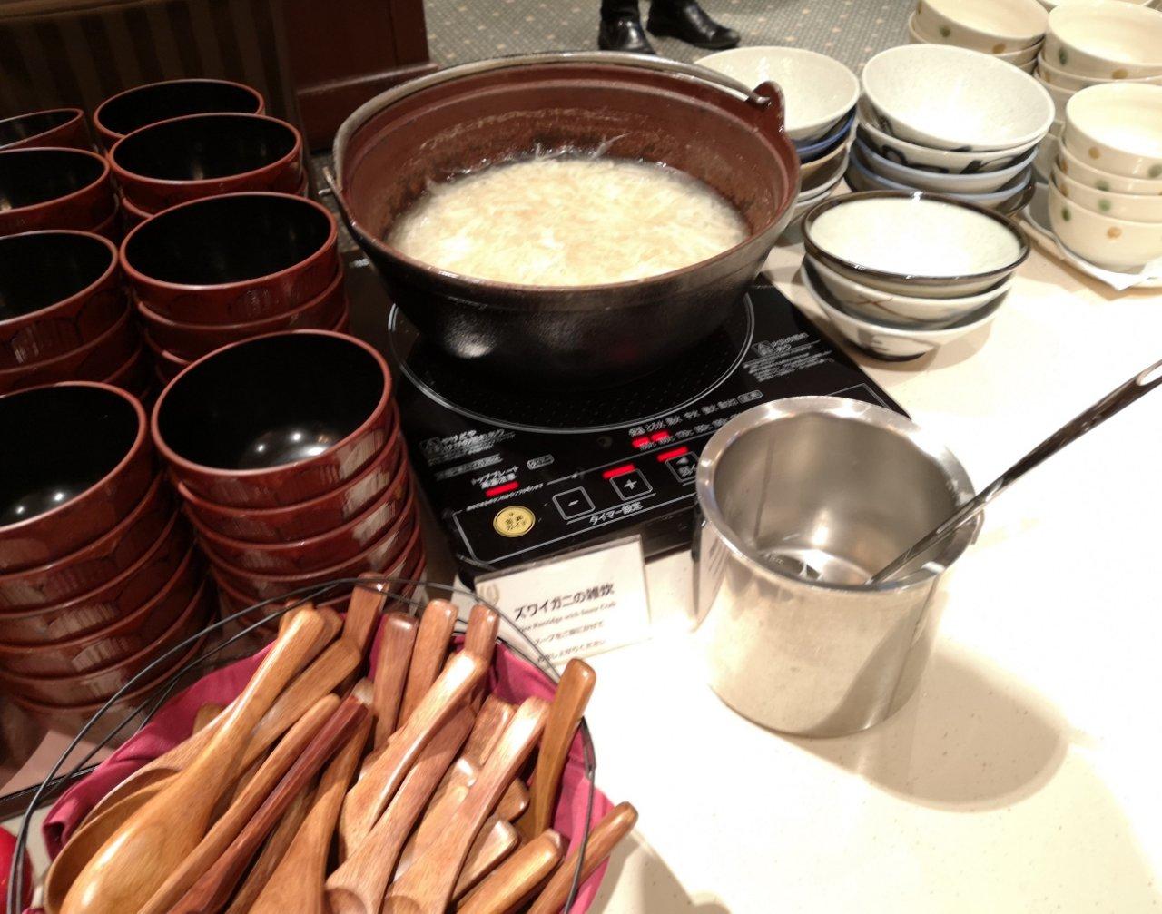 クラビーサッポロ朝食2