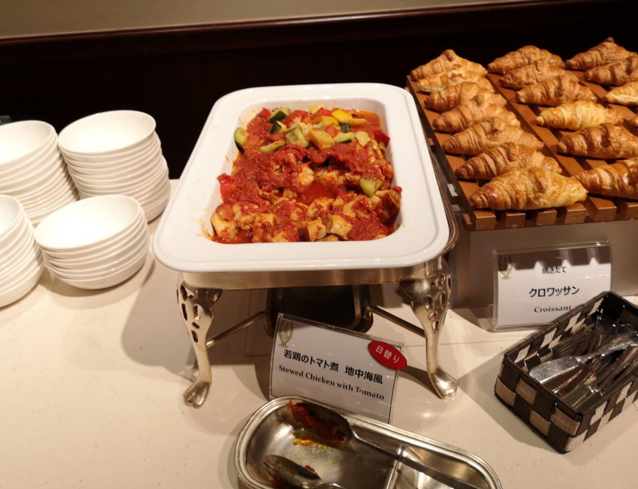 クラビーサッポロ朝食22