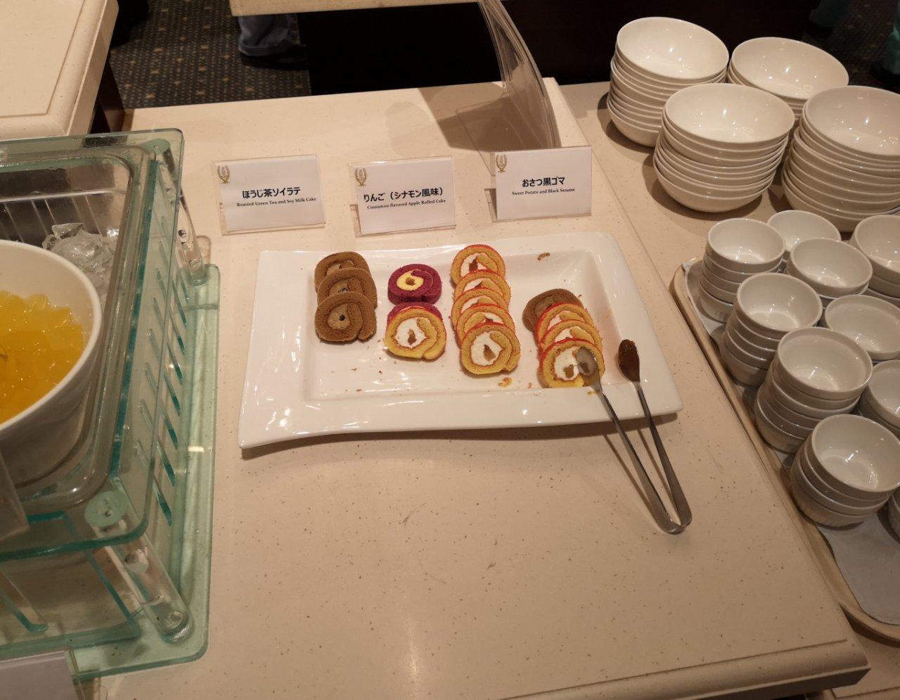 クラビーサッポロ朝食16