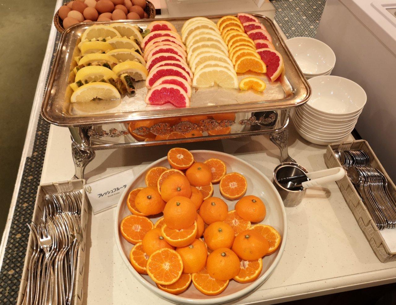 クラビーサッポロ朝食14
